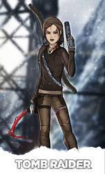 Tomb Raider - AVIATRIX Skin by LitoPerezito