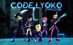 Code Lyoko Evolution  Wallpaper Montage