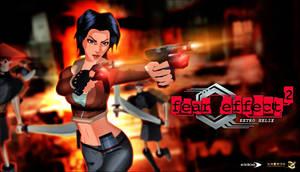 Fear Effect 2 - Retro Helix Wallpaper 5