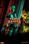 Tomb Raider II - Dagger of Xian Poster