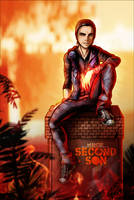Infamous Second Son - Delsin Rowe by LitoPerezito