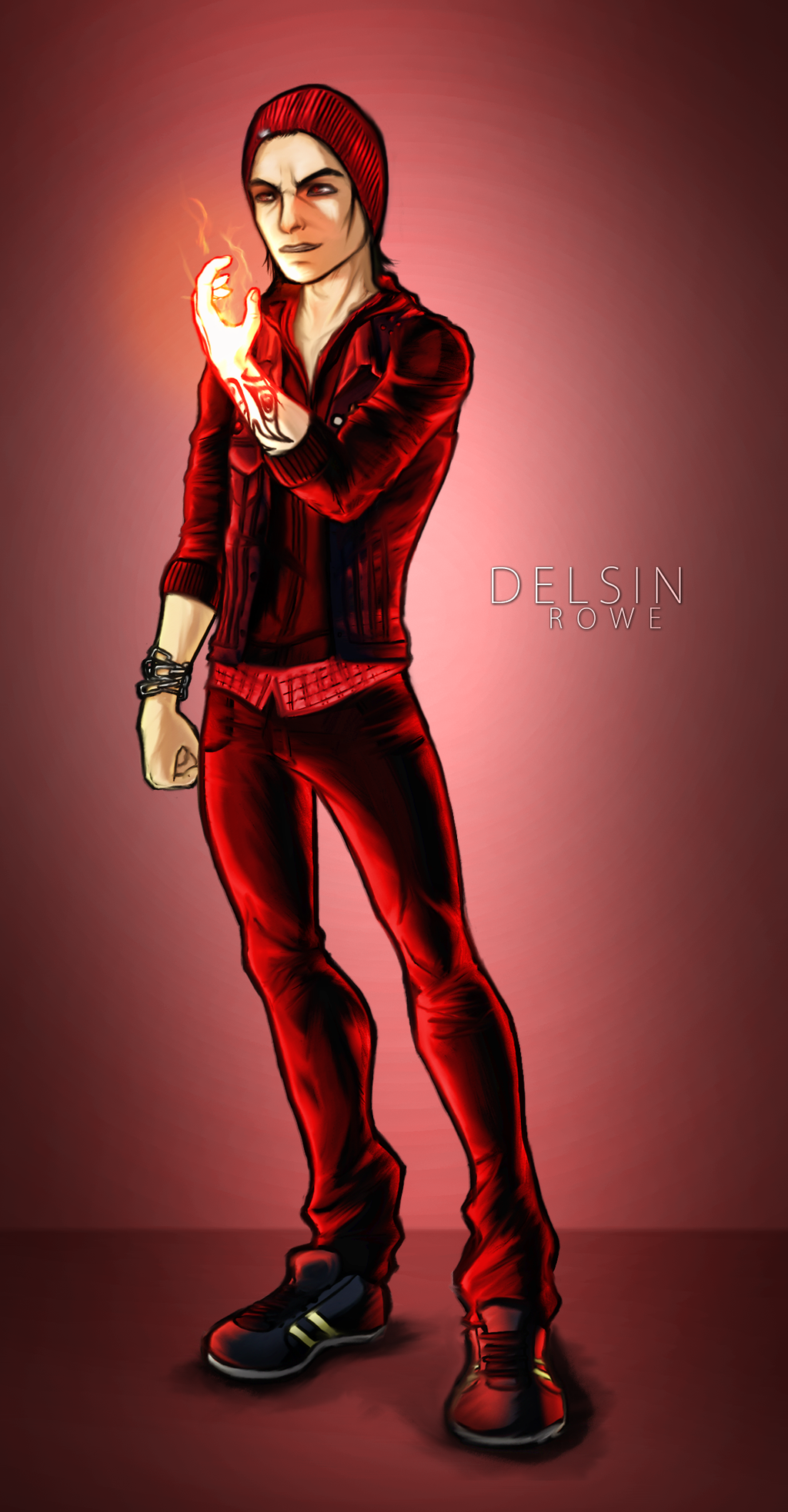 delsin and fetch relationship with god