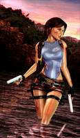Tomb Raider Anniversary - Lost Valley