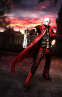 Devil May Cry 4 Render by LitoPerezito