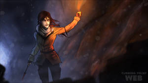 Rise of the Tomb Raider - Fan Art