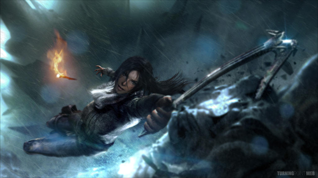 Turning Point WEB - Rise of the Tomb Raider