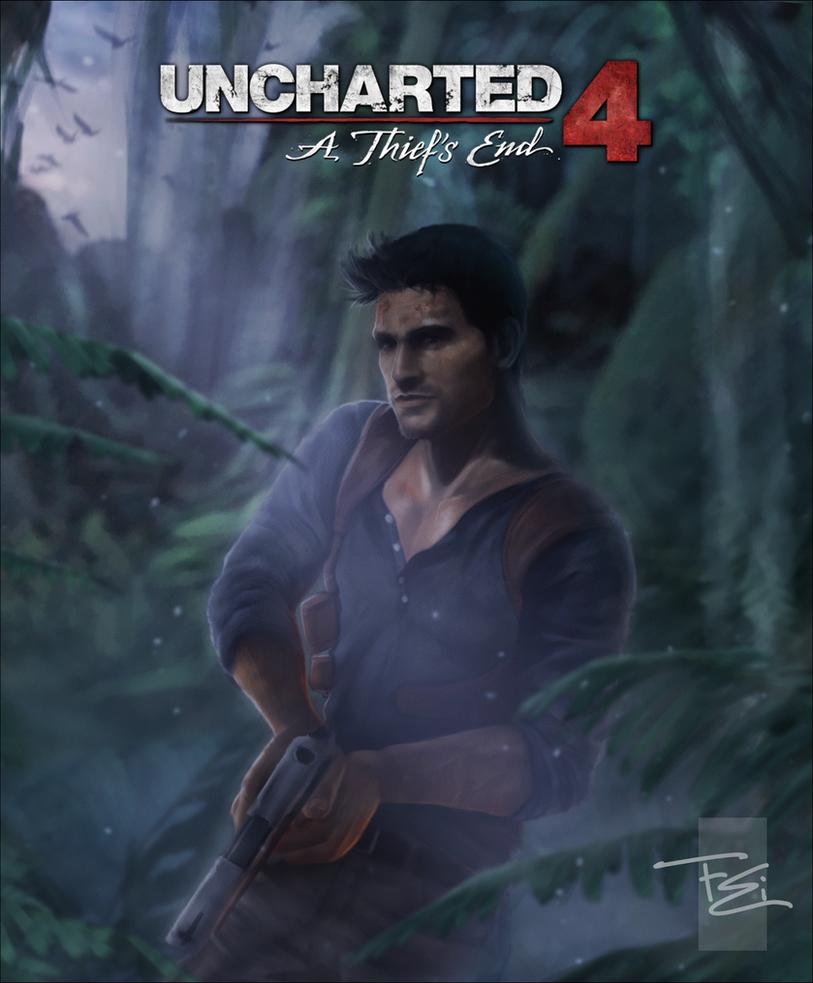 Turning Point Web - Uncharted 4 Fan Art by FearEffectInferno