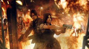 Turning Point Web - Resident Evil 6