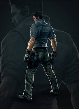 Turning Point Web -  Chris Redfield