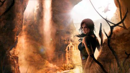 Turning Point Web - Desert Ruins by LitoPerezito