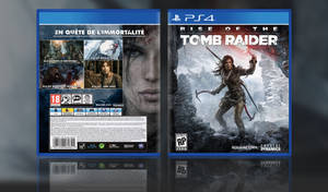 Turning Point Web - ROTTR PS4 BOX