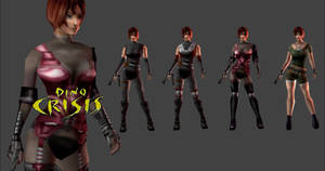 Dino Crisis - REGINAs DOWNLOAD by LitoPerezito