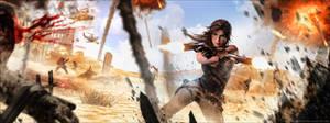 Zenith of the Tomb Raider by LitoPerezito