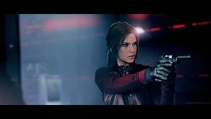 Zenith Of The Tomb Raider Photomontage
