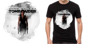 Shadow Of The Tomb Raider - T-Shirt Design