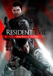 Resident Evil - Marhawa Desire - Alternative Cover by LitoPerezito