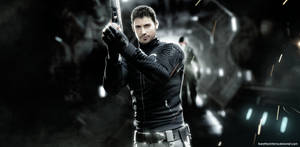 Chris Redfield, The Hero