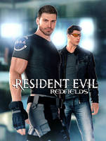 Chris and Piers Redfield by LitoPerezito
