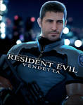 Resident Evil Vendetta - Chris Redfield