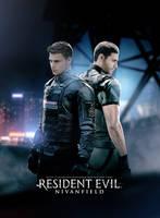 Resident Evil - Nivanfield by LitoPerezito