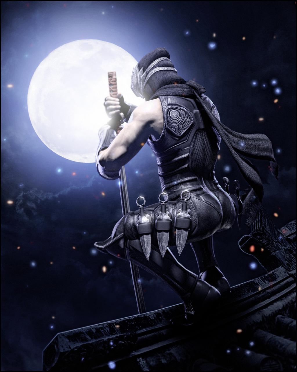 Ryu Hayabusa by FearEffectInferno