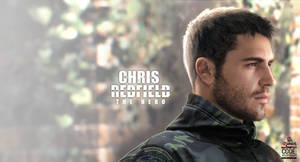 Chris Redfield The Hero