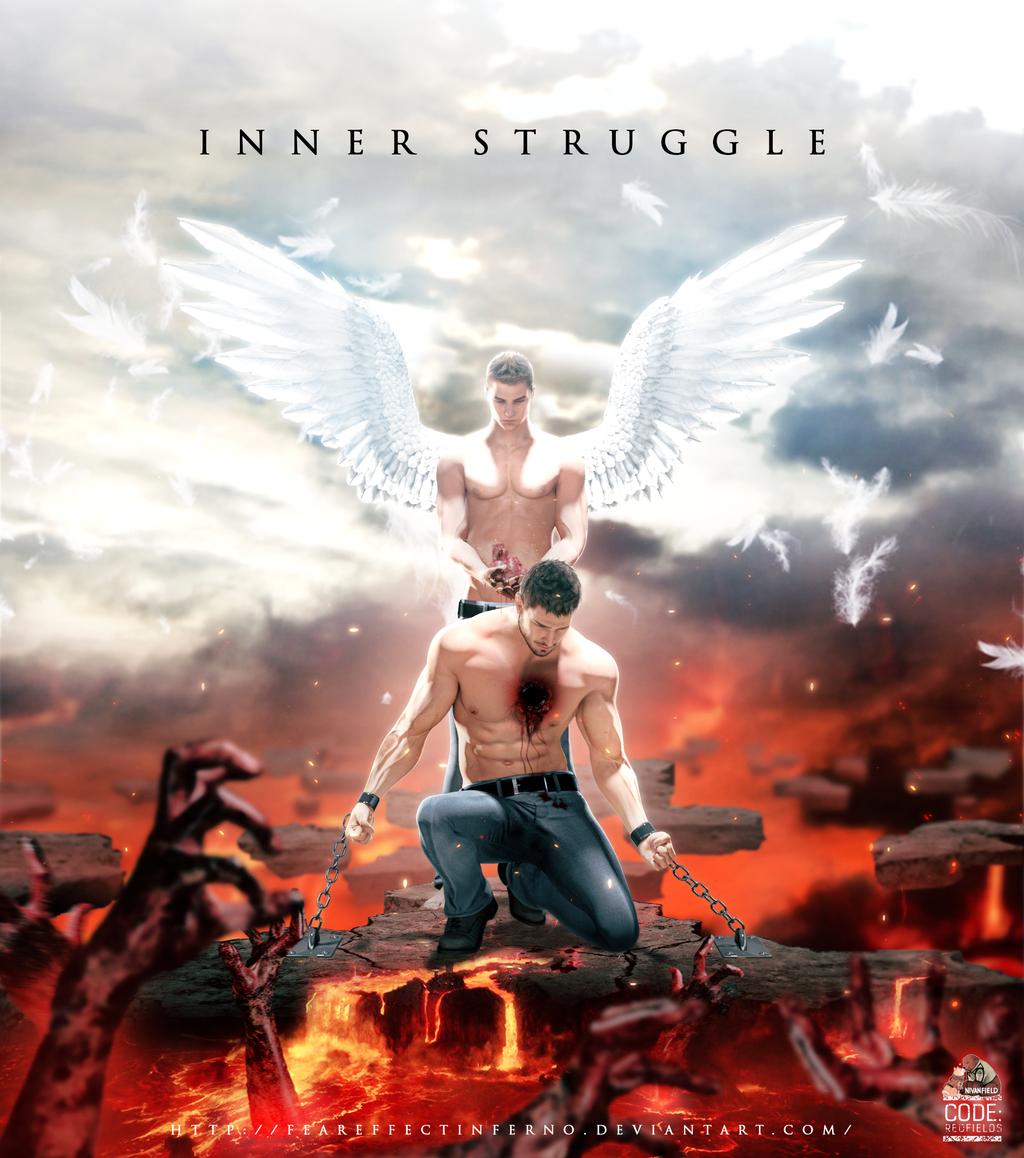 Resident Evil - Inner Struggle by LitoPerezito