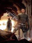 BSAA Heroes - Nivanfield