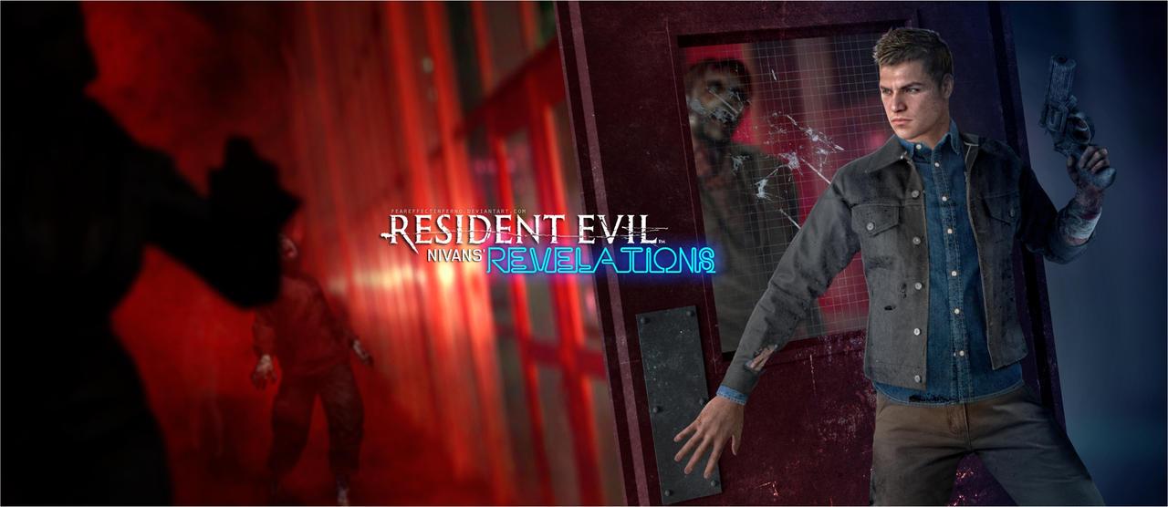 Resident Evil - Nivans' Revelations by FearEffectInferno