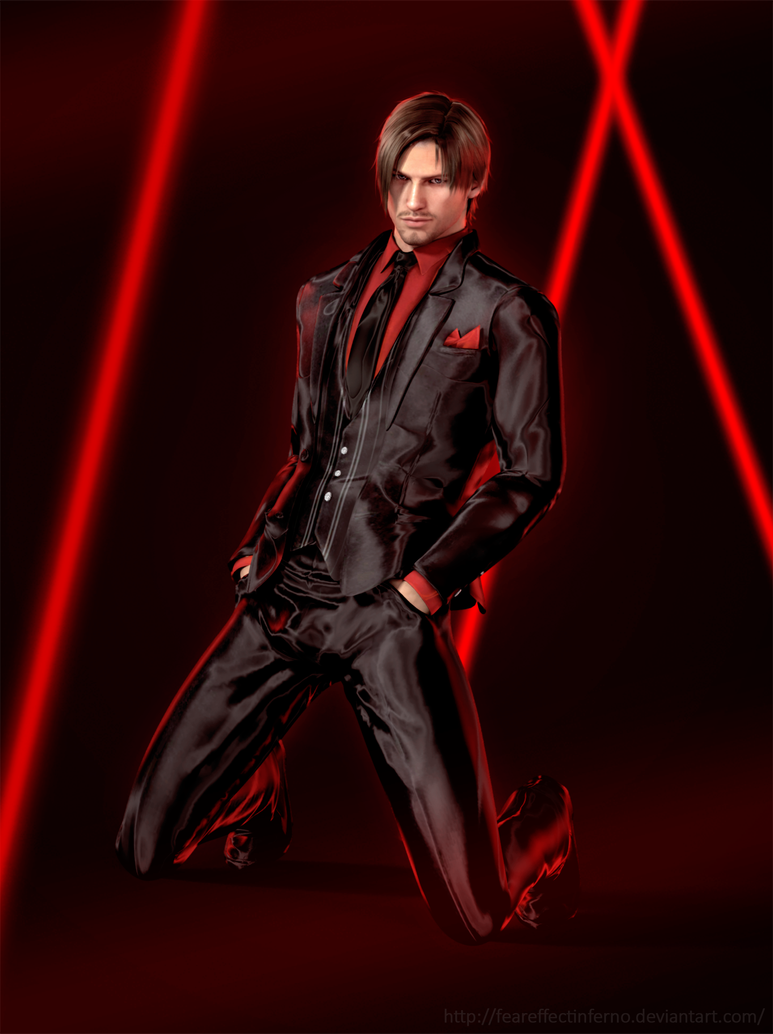 Leon Scott Kennedy by FearEffectInferno