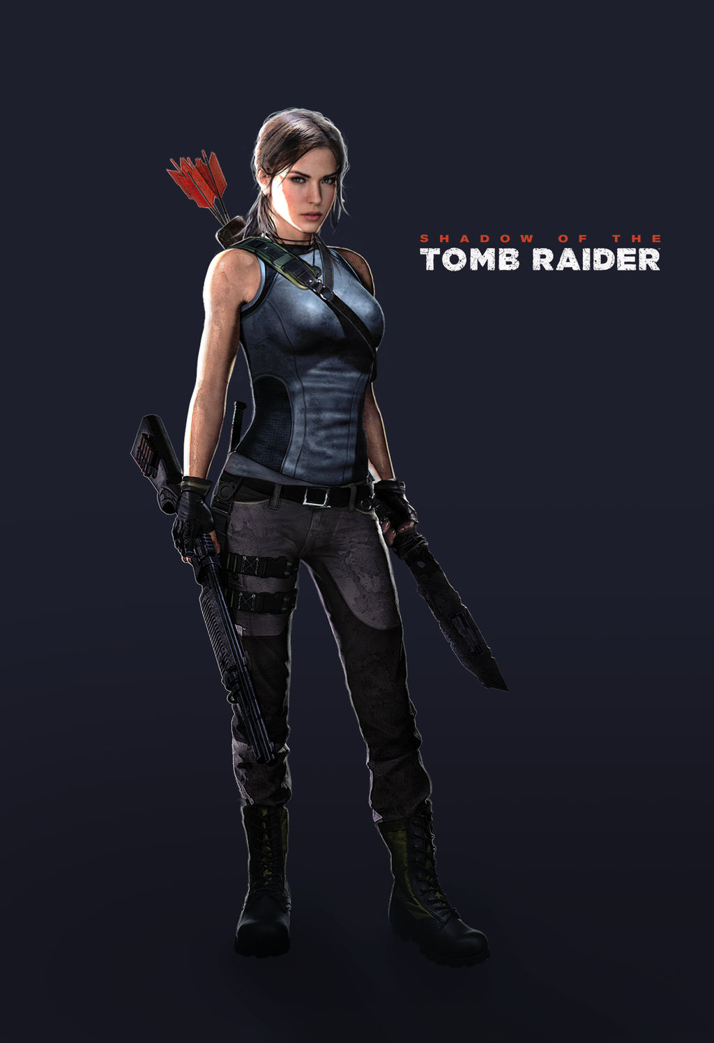 Shadow of the Tomb Raider's Lara Croft