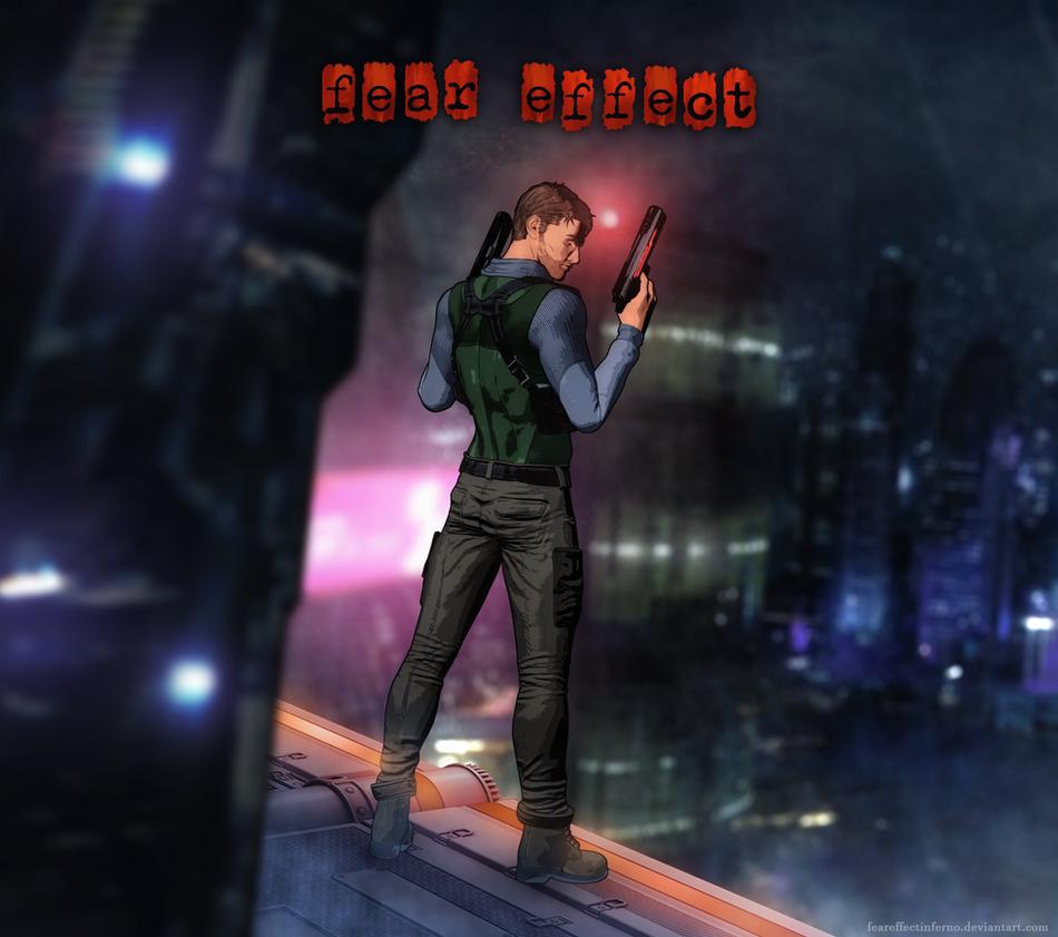 Fear Effect - Royce Glas Render 1 by FearEffectInferno