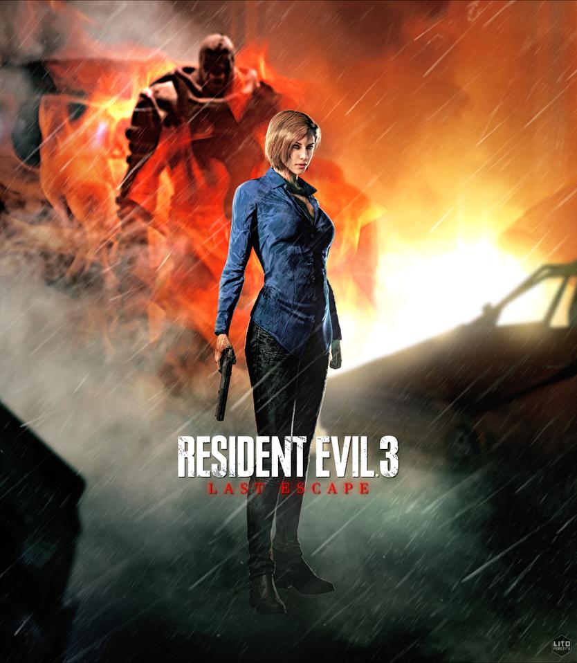 Resident Evil 3 - Last Escape by LitoPerezito