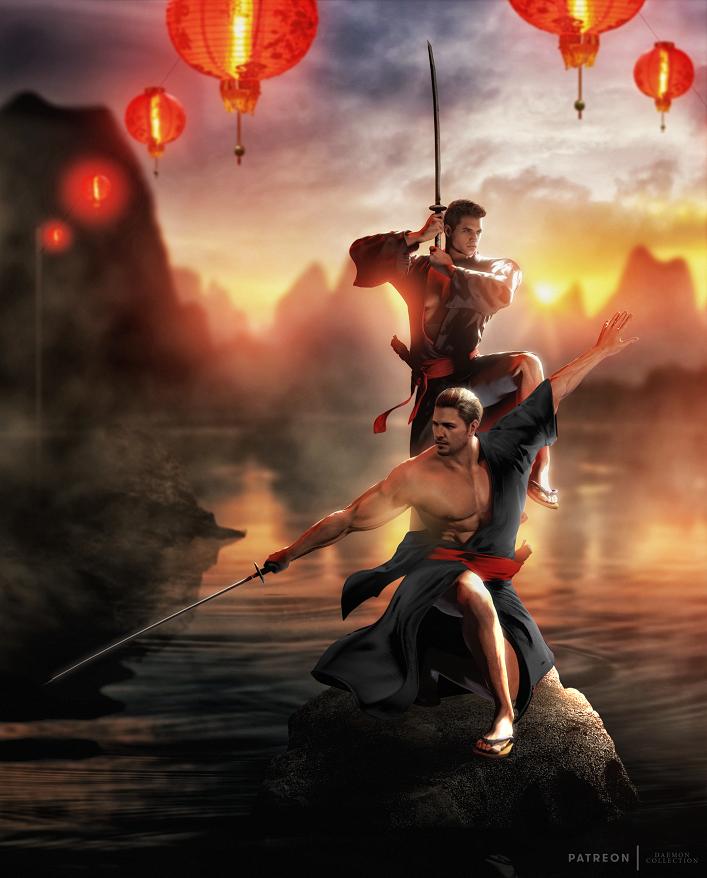 Nivanfield In China | Patreon by LitoPerezito