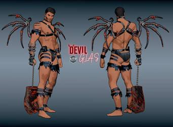 Devil Glas by LitoPerezito