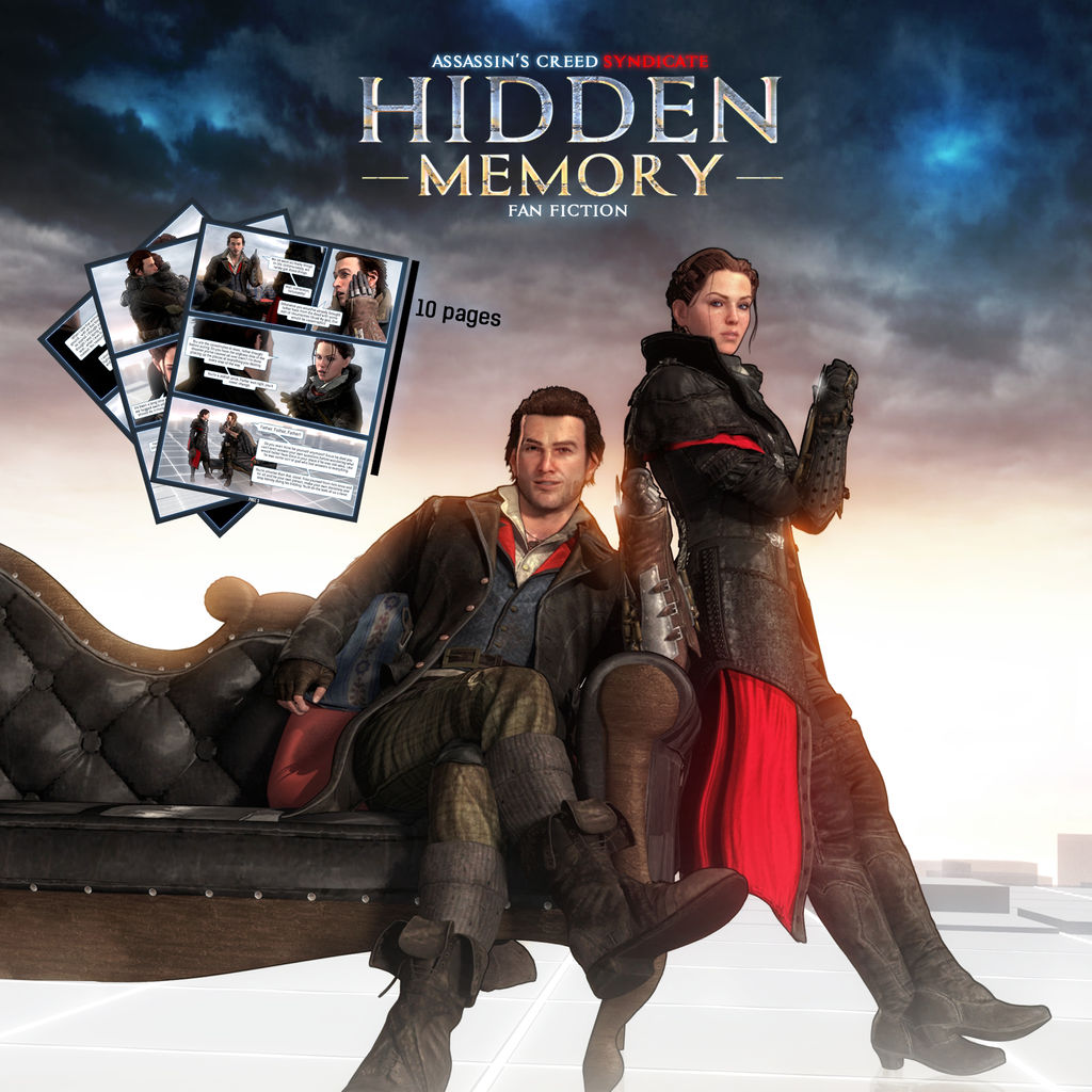 Hidden Memory (An AC Syndicate Fan Fiction)