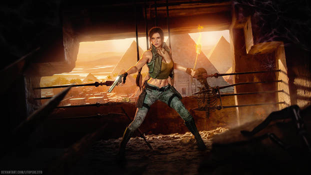 Will of The Tomb Raider