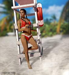 Resident Evil Lifeguards - Sheva Alomar