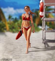 Resident Evil Lifeguards - Jill Valentine