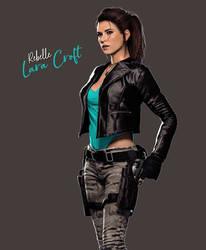 Rebelle Lara Croft