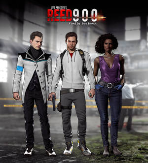 Reed900: Family Business Characters Test Render