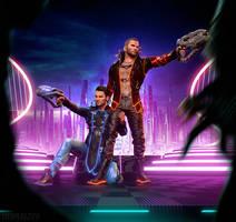 Mass Effect Inferno