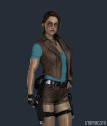 Sassy Sexy Lara Croft #2