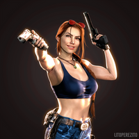 Sassy Sexy Lara Croft #3