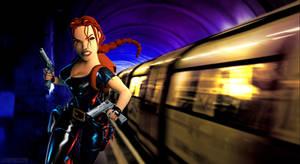 Tomb Raider 3 Lara Render