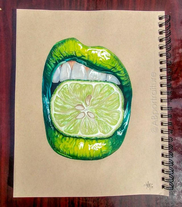Lime Lips Reference Vladamua By Mandalaa Xo On Deviantart