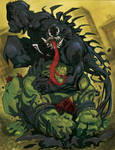 Hulk Vs. Venom