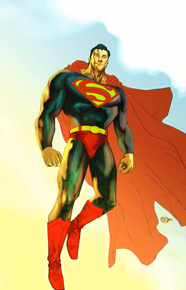 Superman ColP3W