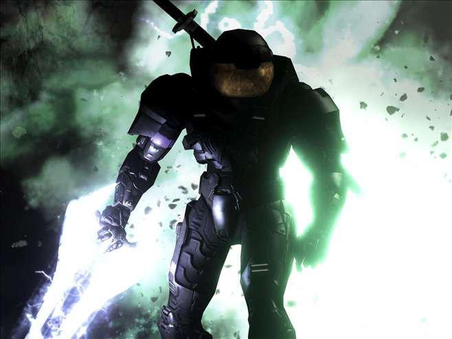 Halo 3 - Black Mamba by pizzagrenade