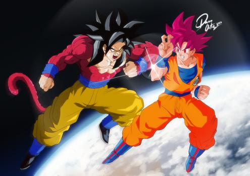 Battle of Gokus